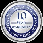 Brita Pro 10 Year Warranty Icon