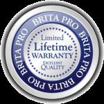 Brita Pro Limited Lifetime Warranty Icon